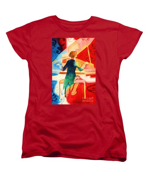So Grand Women's T-Shirt (Standard Cut) by Marilyn Jacobson