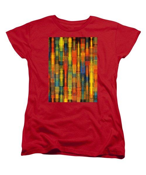 Sonic Dreams Of Glory Women's T-Shirt (Standard Cut) by Sandy MacGowan