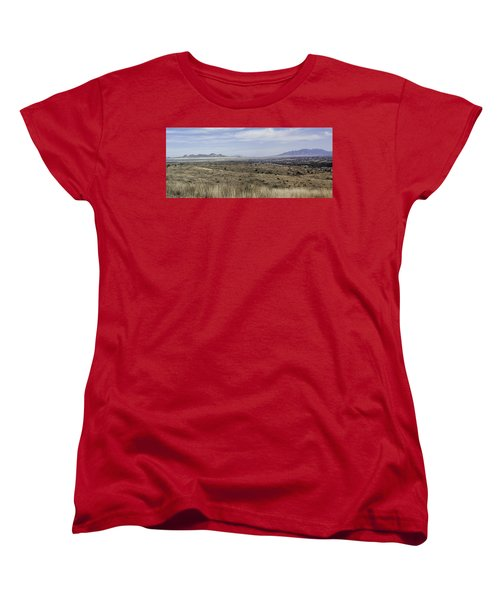 Sonoita Arizona Women's T-Shirt (Standard Cut) by Lynn Geoffroy