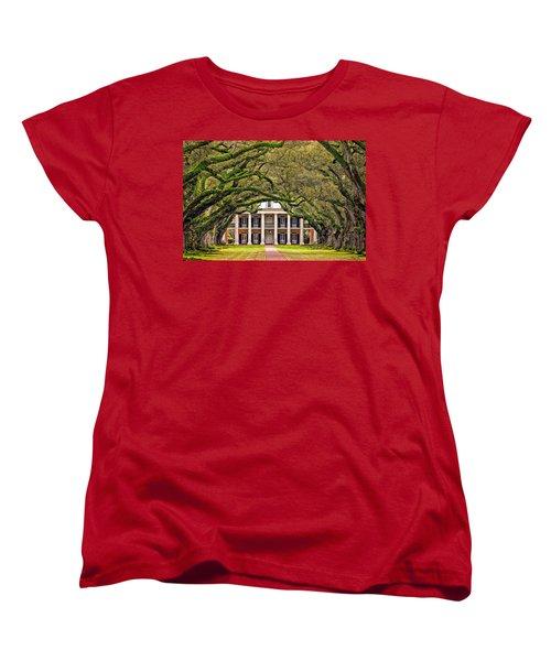 Southern Class Women's T-Shirt (Standard Cut) by Steve Harrington