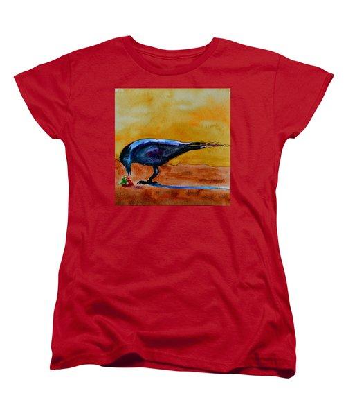 Special Treat Women's T-Shirt (Standard Cut) by Beverley Harper Tinsley