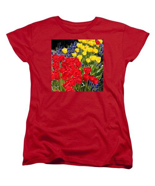 Spring Sunshine Women's T-Shirt (Standard Cut)