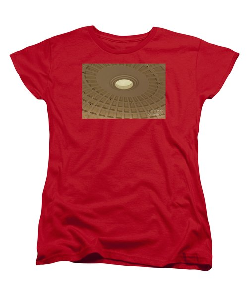 Women's T-Shirt (Standard Cut) featuring the photograph Squares N Rectangles by Chris Thomas