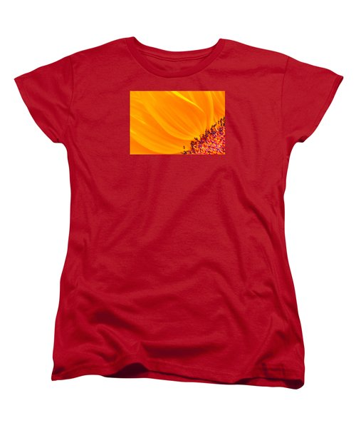 Women's T-Shirt (Standard Cut) featuring the photograph Stretching Out by Jim Carrell