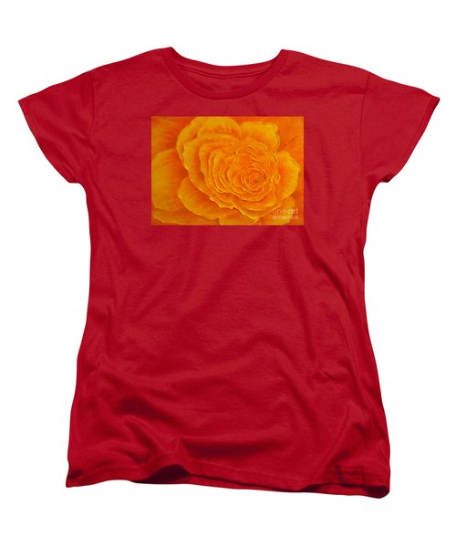 Summer Beauty Women's T-Shirt (Standard Cut) by Elena  Constantinescu