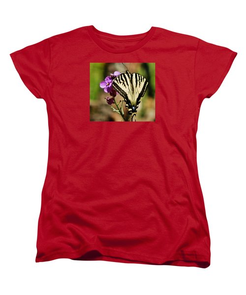 Sweet Attraction Women's T-Shirt (Standard Cut) by VLee Watson