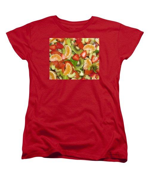 Women's T-Shirt (Standard Cut) featuring the photograph Sweet Yummies by Janice Westerberg