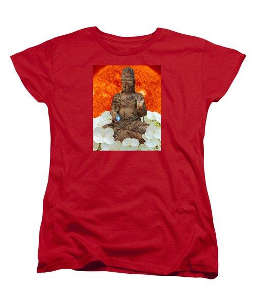 The Awakening  C2014 Women's T-Shirt (Standard Cut) by Paul Ashby