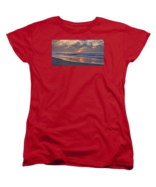 The Best Kept Secret Women's T-Shirt (Standard Cut) by Betsy Knapp