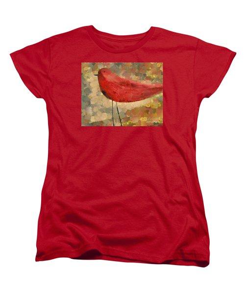 The Bird - K04d Women's T-Shirt (Standard Cut) by Variance Collections