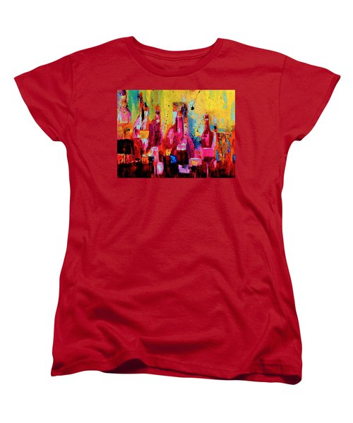 The Cabaret Women's T-Shirt (Standard Cut) by Lisa Kaiser