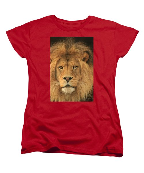 The Glory Of A King Women's T-Shirt (Standard Cut) by Laddie Halupa