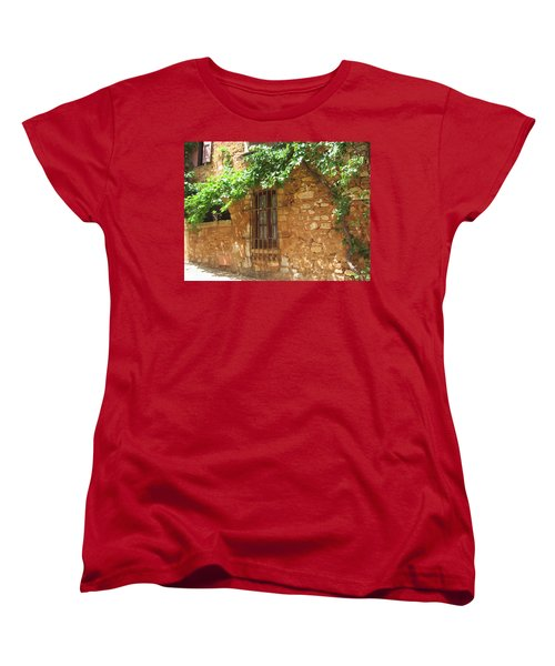 The Grapevine Women's T-Shirt (Standard Cut) by Pema Hou