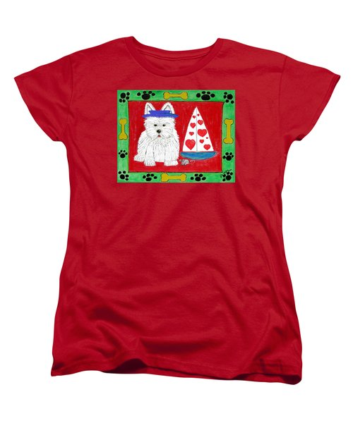 The Love Boat Women's T-Shirt (Standard Cut)