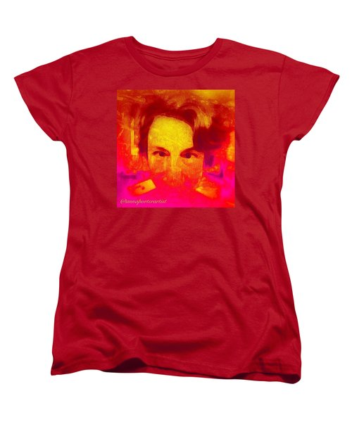 The Most Beautiful Thing ... Women's T-Shirt (Standard Cut) by Anna Porter