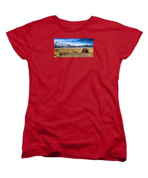 The Old One Women's T-Shirt (Standard Cut) by Robert Bales