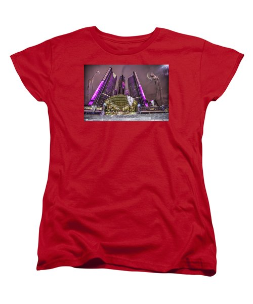 Women's T-Shirt (Standard Cut) featuring the photograph The Persistence Of Time by Nicholas  Grunas