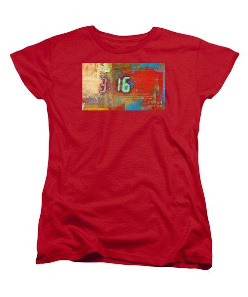 The Ultimate Sacrifice Women's T-Shirt (Standard Cut) by Robert ONeil