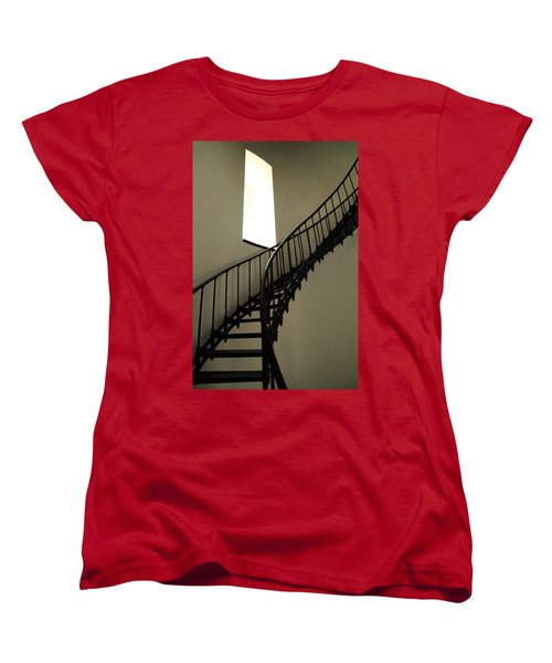 To The Light Women's T-Shirt (Standard Cut) by Roupen  Baker