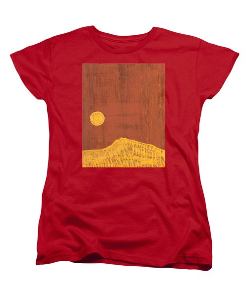 Tres Orejas Original Painting Women's T-Shirt (Standard Cut) by Sol Luckman