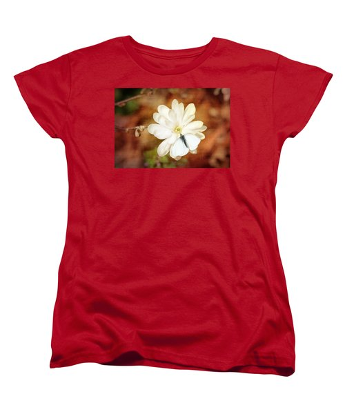 Women's T-Shirt (Standard Cut) featuring the photograph Unity by Trina  Ansel