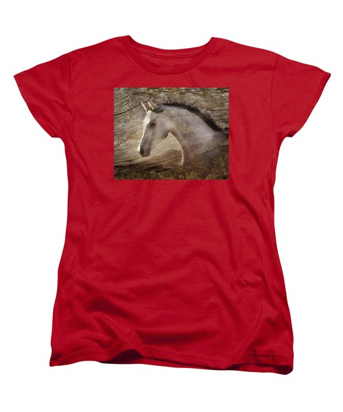 UNO Women's T-Shirt (Standard Cut) by Melinda Hughes-Berland