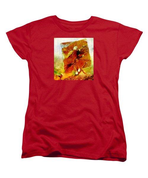 Untitled Women's T-Shirt (Standard Cut) by Henryk Gorecki
