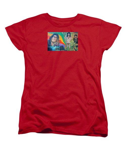 Urban Graffiti 1 Women's T-Shirt (Standard Cut)