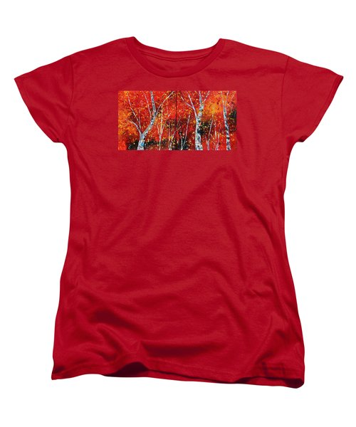 Victory's Sacrifice Women's T-Shirt (Standard Cut) by Meaghan Troup