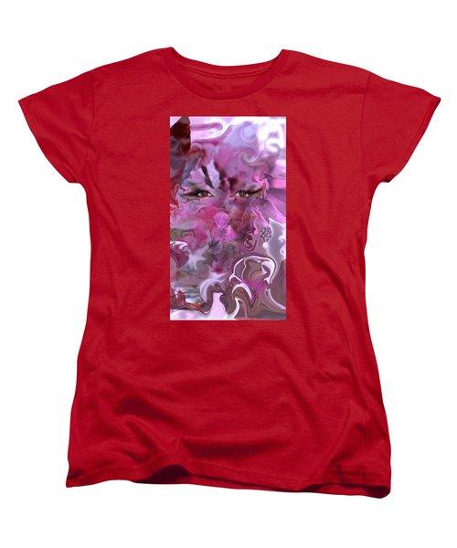 Vision Of Joy Women's T-Shirt (Standard Cut) by Deprise Brescia