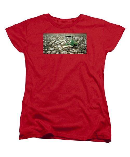 Vw Micro Mirage Women's T-Shirt (Standard Cut) by Steve McKinzie