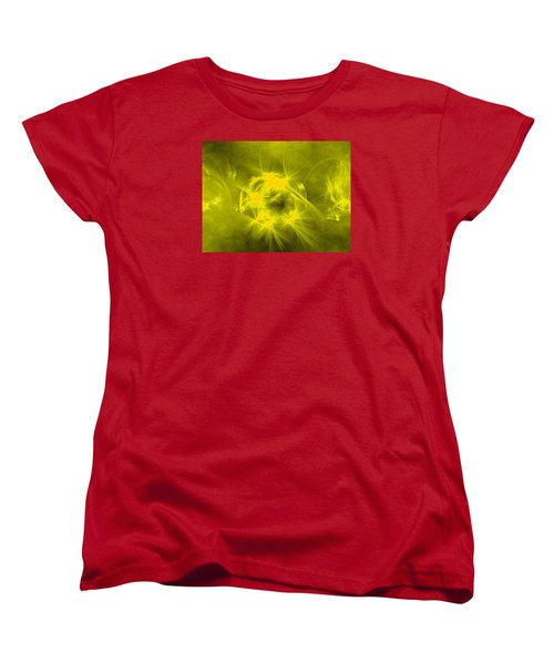 Waiting In Hope Women's T-Shirt (Standard Cut) by Jeff Iverson