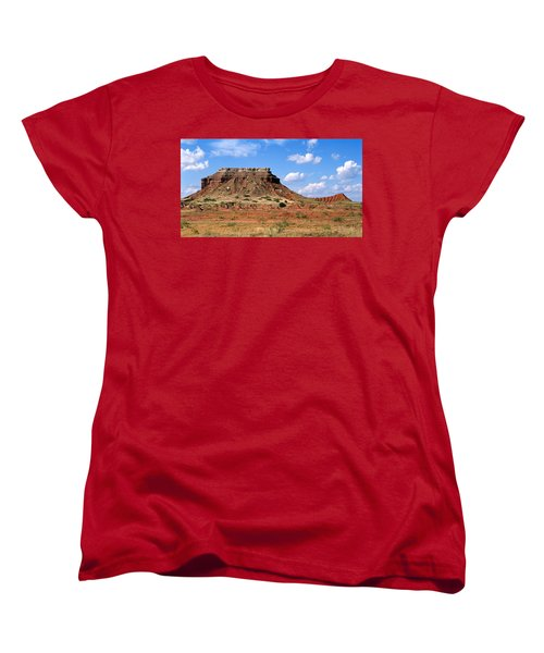 Lone Peak Mountain Women's T-Shirt (Standard Cut)