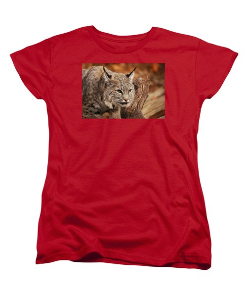 What A Face Women's T-Shirt (Standard Cut) by Lori Tambakis