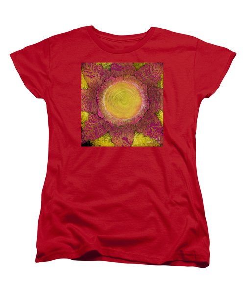 What Kind Of Sun Iv Women's T-Shirt (Standard Cut) by Carol Jacobs