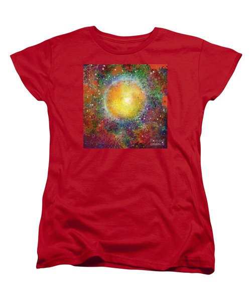 What Kind Of Sun Viii Women's T-Shirt (Standard Cut) by Carol Jacobs