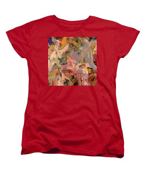 Where I Found You Women's T-Shirt (Standard Cut) by Erika Pochybova