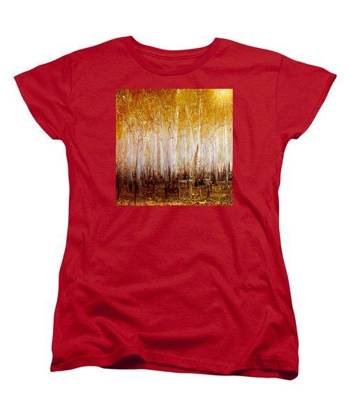 Where The Sun Shines Women's T-Shirt (Standard Fit)