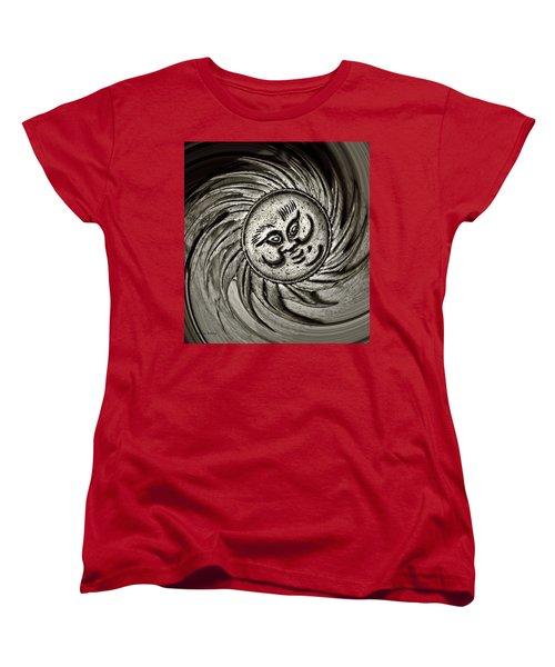 Windy Sun  Women's T-Shirt (Standard Cut) by Chris Berry