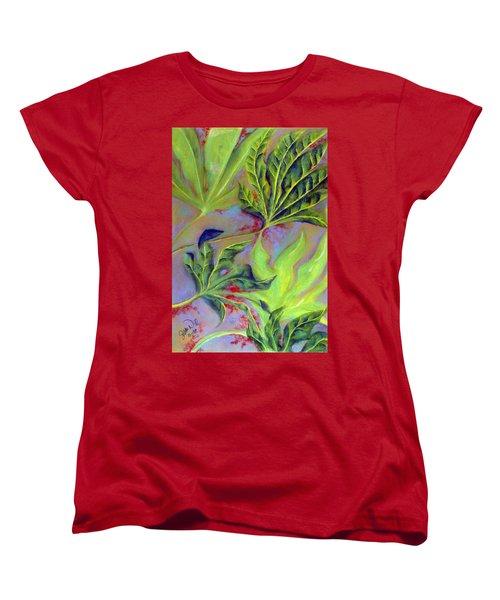 Windy Women's T-Shirt (Standard Cut) by Susan Will