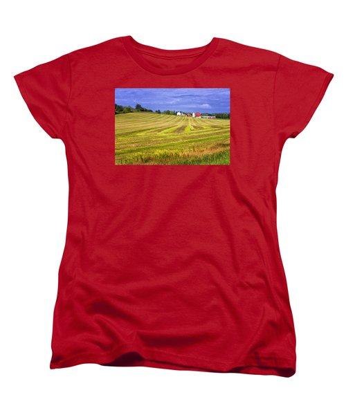 Wisconsin Dawn Women's T-Shirt (Standard Cut)