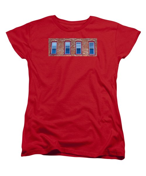 Ybor City 2013 8 Women's T-Shirt (Standard Cut) by David Beebe