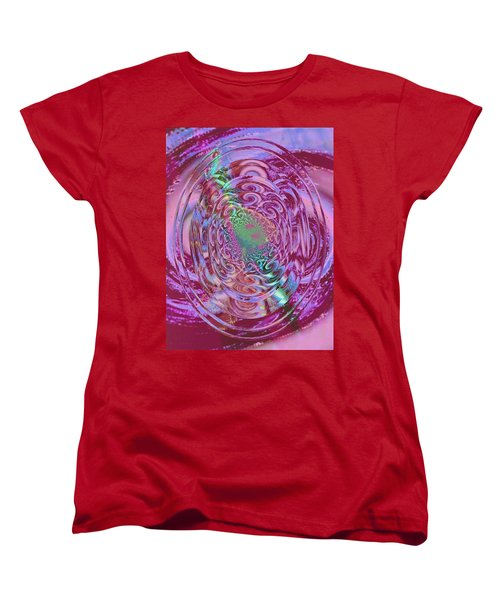 Women's T-Shirt (Standard Cut) featuring the photograph Power Of Mind by Rogerio Mariani