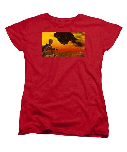 Alien Homecoming Women's T-Shirt (Standard Cut)