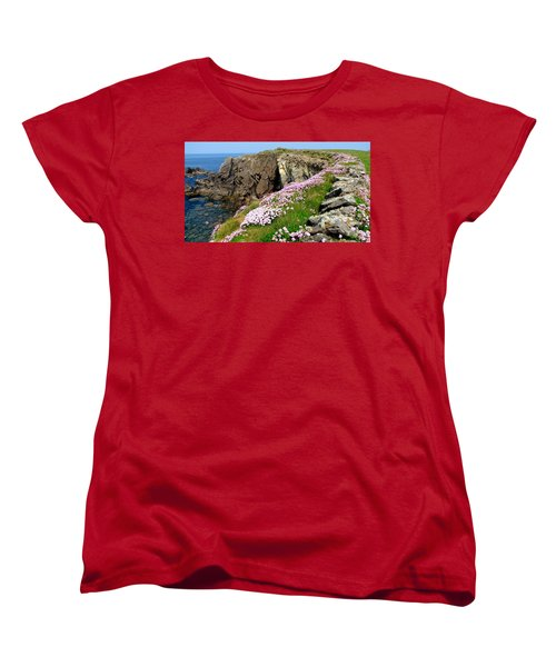 Beauty In Kerry Women's T-Shirt (Standard Cut) by Barbara Walsh