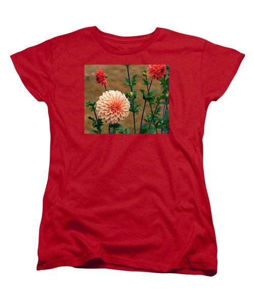 Bodaciously Orange Women's T-Shirt (Standard Cut) by Jeanette C Landstrom
