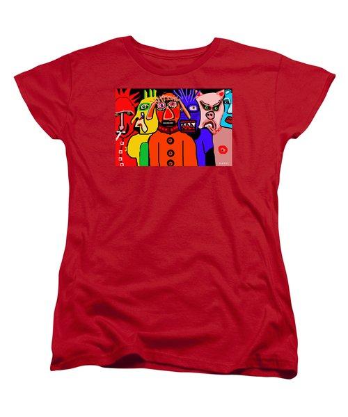Carnavale 5a Women's T-Shirt (Standard Cut)