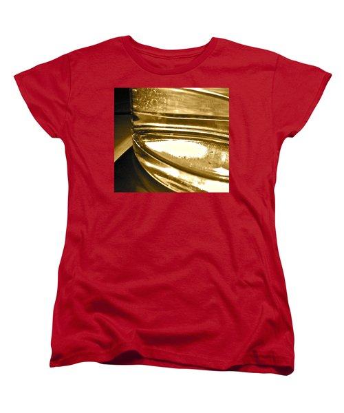 Women's T-Shirt (Standard Cut) featuring the photograph cup IV by Bill Owen