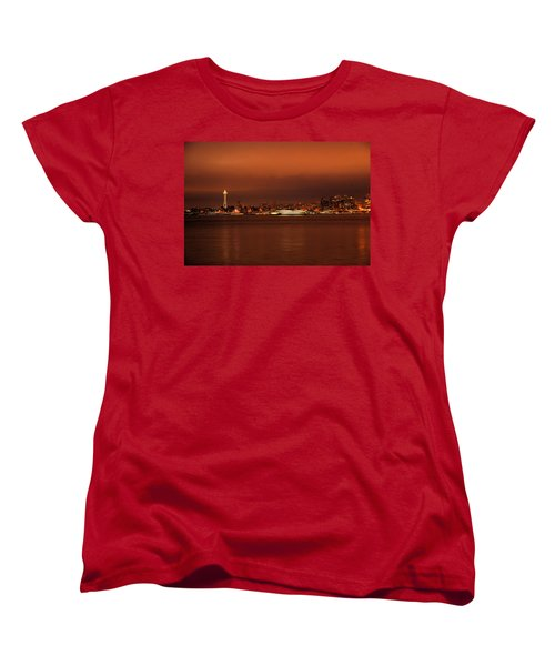 Daybreak Ferry Women's T-Shirt (Standard Cut)