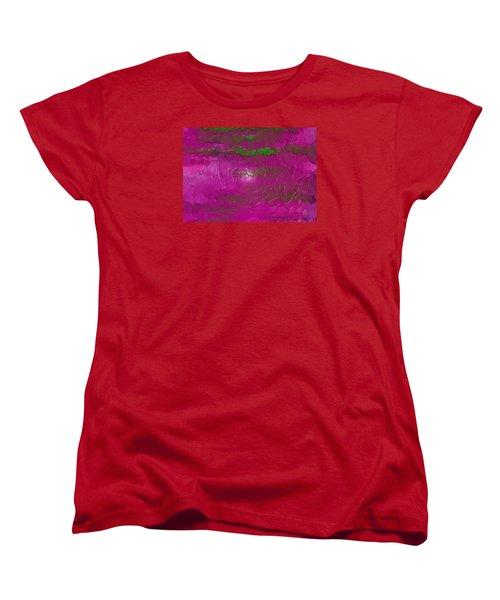 Women's T-Shirt (Standard Cut) featuring the digital art Erexon by Jeff Iverson